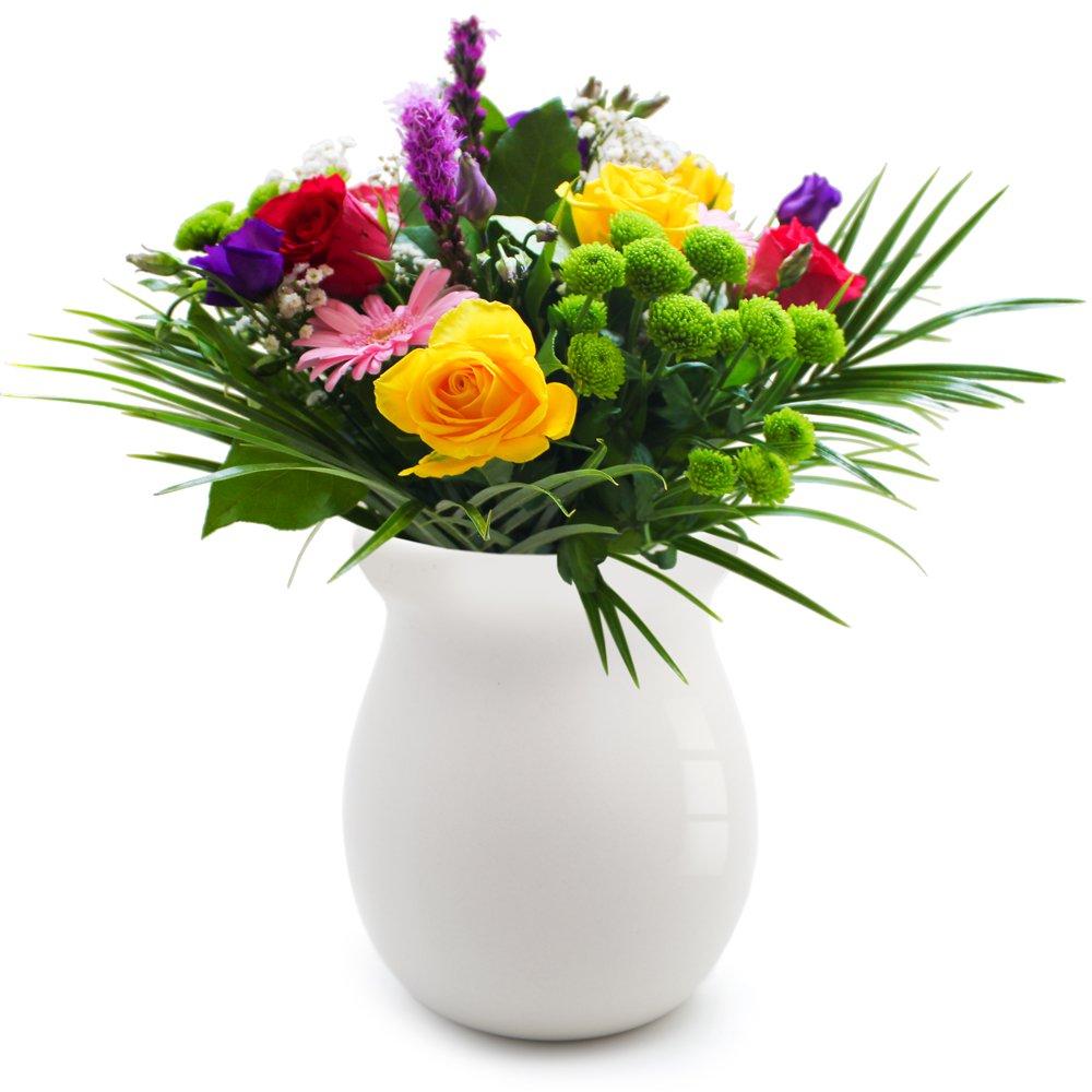 sc 1 st  Florists in Castlecomer | Flower Delivery by Rocamaer Flowers & In the Garden Vase | Rocamaer Flowers